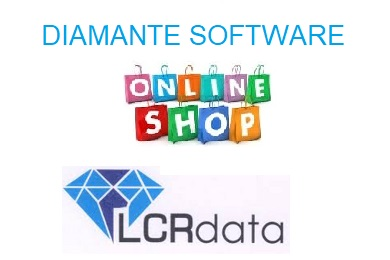 Loja online e APP integrada com DIAMANTE SOFTWARE LCRDATA
